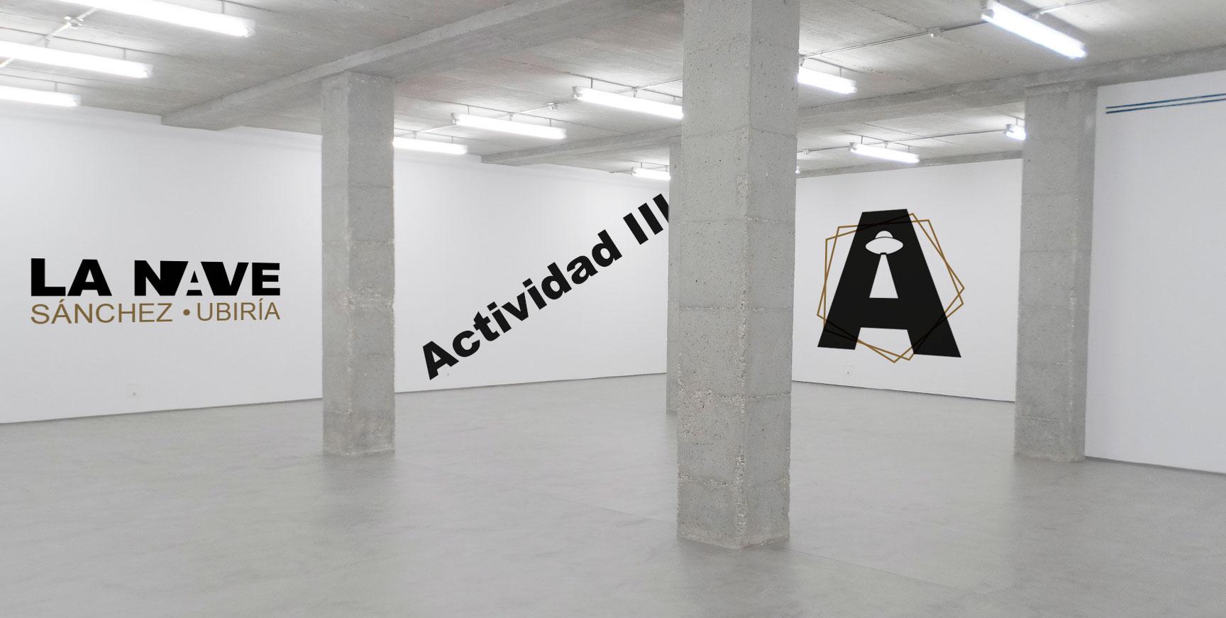 Actividad III -Colección privada Sánchez-Ubiría