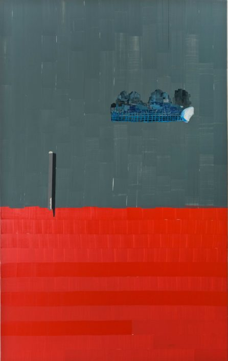 Juan Uslé – Untitled, 2002