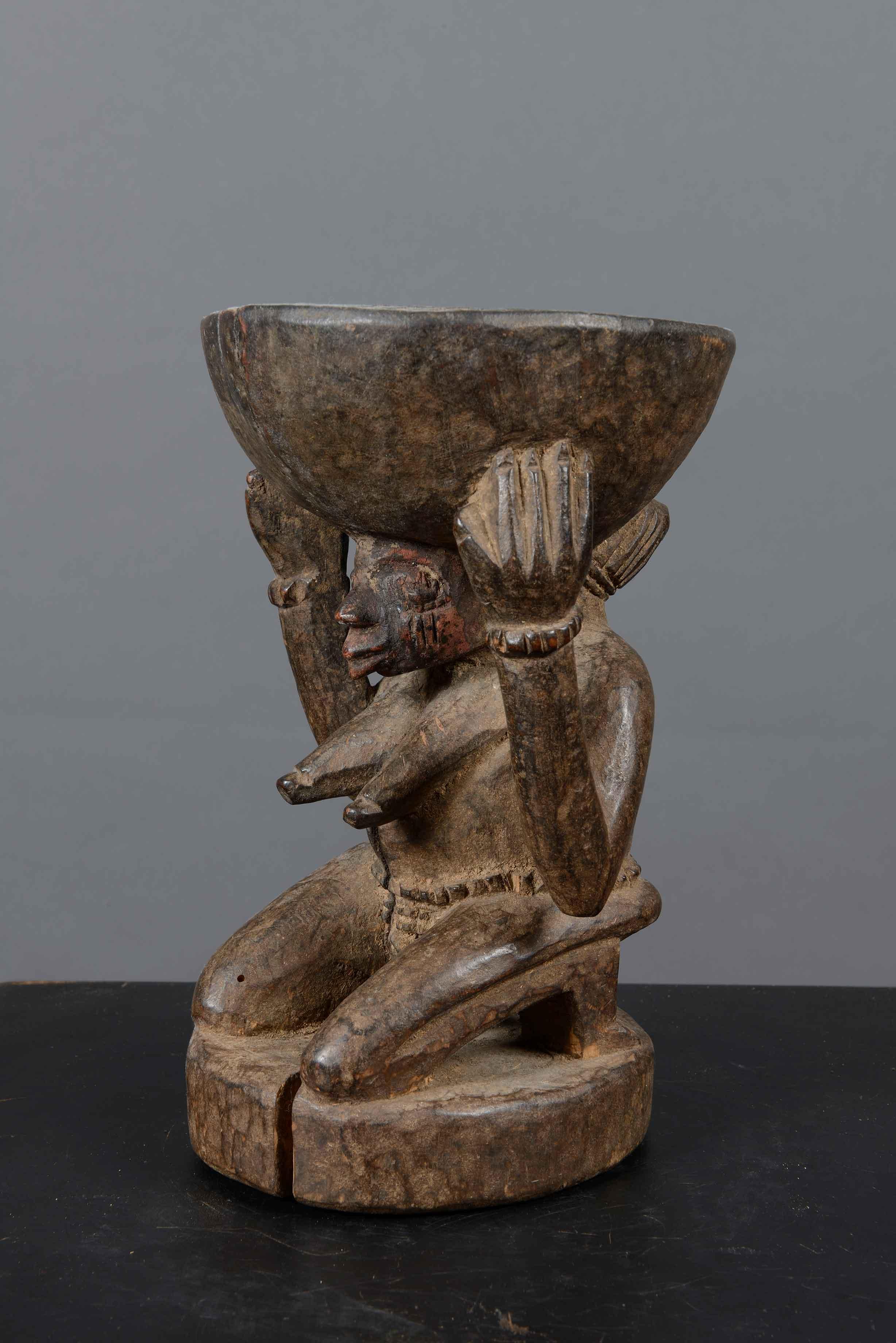 Copa Agere Ifa - Cultura yoruba. (Nigeria)