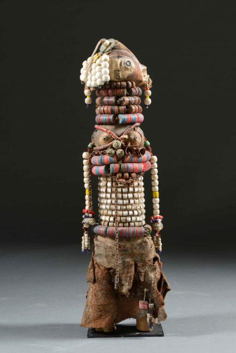Muñeca de la fertilidad Cultura omdurman. Jartum (Sudán)