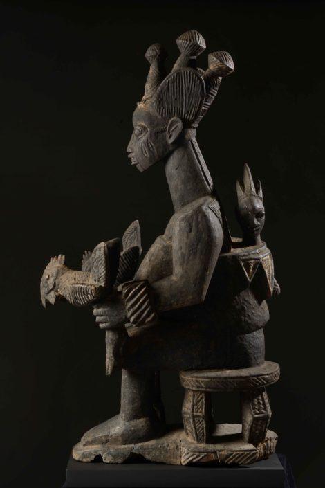 Maternidad Madre de las Imágenes - Cultura yoruba