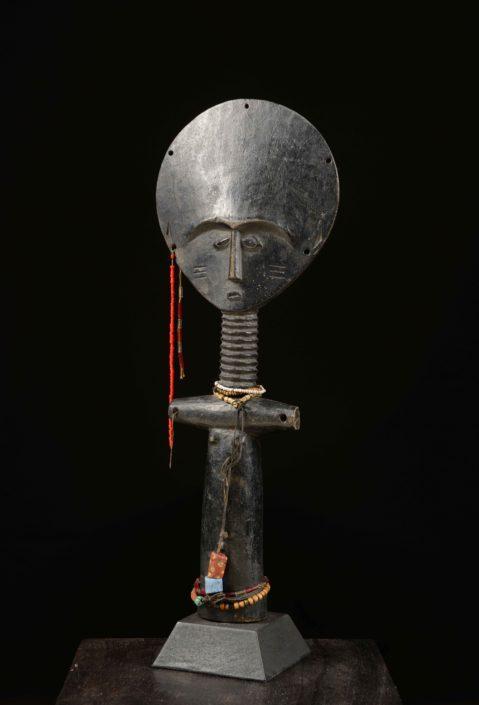 Muñecas de la fertilidad akua ba - Cultura Ashanti (Ghana)