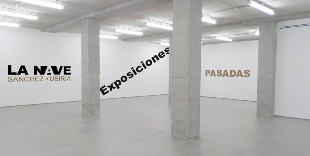 Exposiciones pasadas