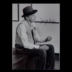 Joseph Beuys - Fotografía - Colección privada Sánchez-Ubiría